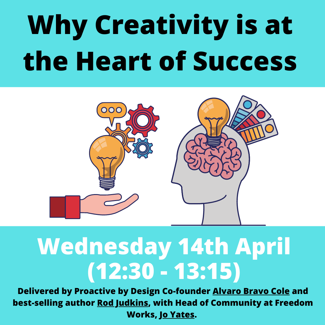Why Creativity is at the Heart of Success